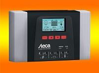 Steca Laderegler Tarom Serie mit LCD Display