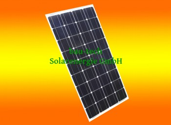 1 Stück Solarmodul  150 Watt Mono