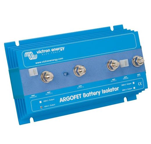 Victron Argofet 100A 2 Batterien FET Isolator 100-2