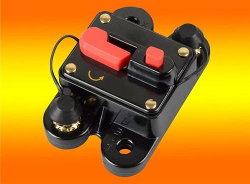 250A Batterie- Sicherung, Trennschalter, Sicherungs- Automat für 12V, 24V, 48V