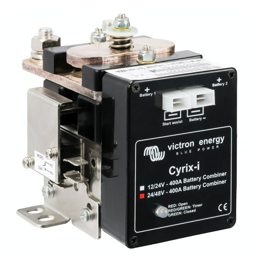 Victron Cyrix-i 12/24V-400A intelligenter Batteriekoppler