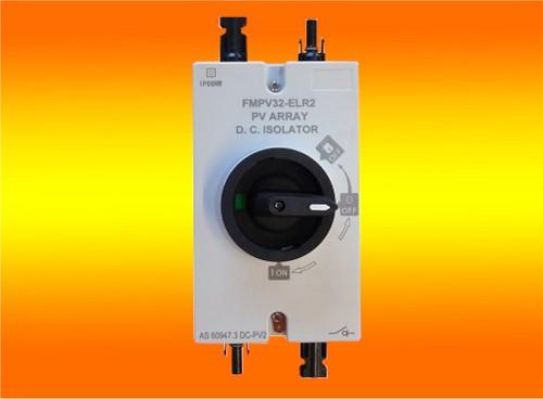DC Trennschalter für Photovoltaikanlagen / Solaranlagen