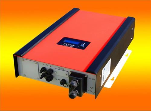 Effekta Wechselrichter KS-2000ST PV Solar für Einspeisung ins Stromnetz