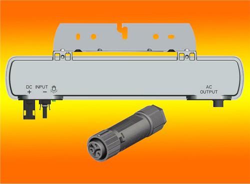 AE Conversion Micro Inverter INV315-50 ZBC Wechselrichter für die Steckdose