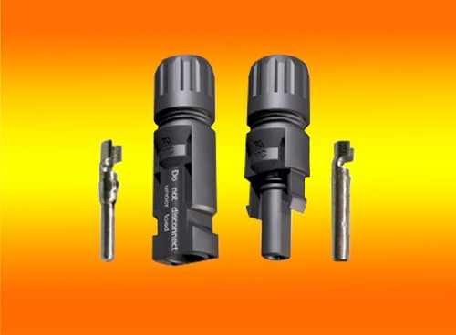 10 Paar MC4 Solarstecker 4 - 6 mm² Original Multi Contact
