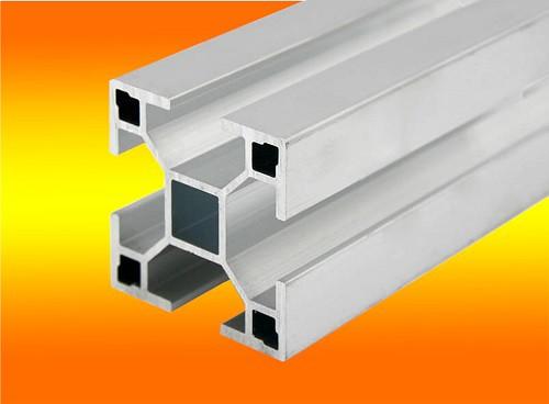 Standardlänge  Standardprofil 40x40mm Standardprofil 40x40