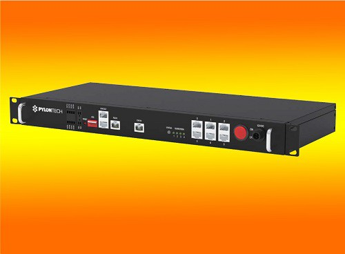 Pylontech LV-HUB / Batterie Management System Modul