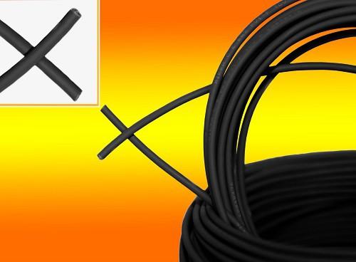 10mm² Solarkabel Meterware PV Kabel Solarleitung