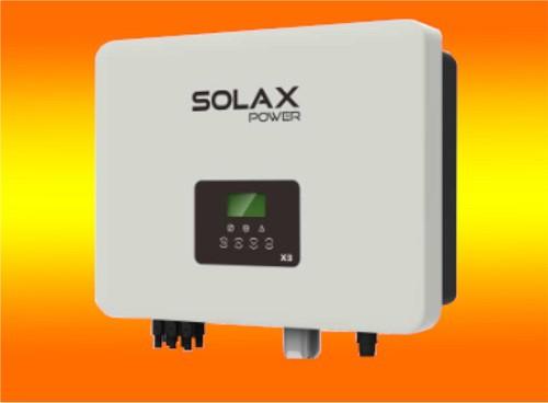 SolaX Wechselrichter 3 Phasen 8000Watt X3-MIC 8.0