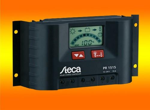 Steca PR 1515 Solar Laderegler 12V 24V