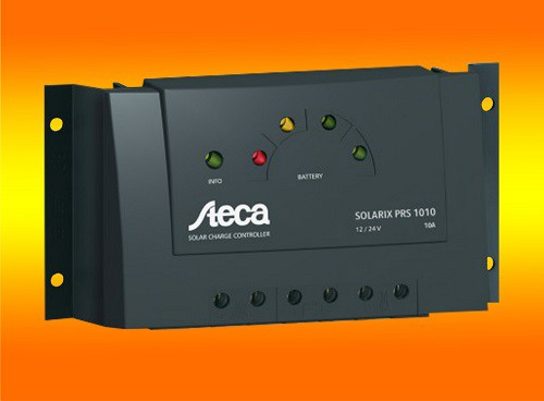 Steca Solarix PRS 1010 Solar Laderegler