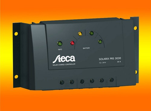 Steca Solarix PRS 3030 PWM Solar Laderegler