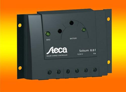 Steca Solsum 8.8F PWM Solar Laderegler