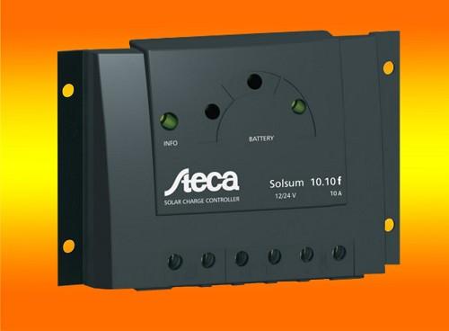 Steca Solsum 10.10F PWM Solar Laderegler