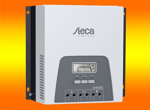Steca Solarix MPPT 5020 Solarladeregler mit LCD Display 50A