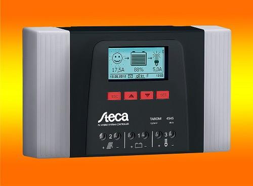 Steca Tarom 4545-48 Solar Ladereglerr 48V für Inselanlage Solaranlage