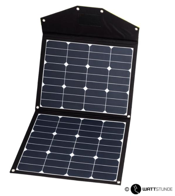 SunFolder 80Watt 12Volt Solartaschen Set