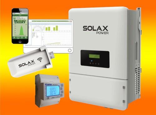 Solax X3-6.0-D-E  HV Hybrid 3-phasig 6.0KW