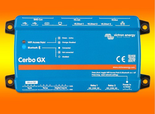 Victron Energy Cerbo GX System-Kontroll-Modul