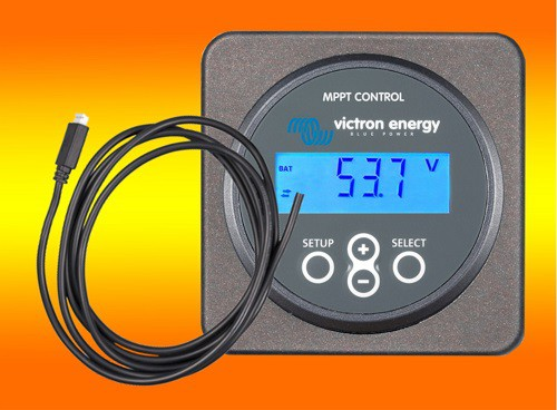 Victron Energy MPPT Control inklusive VE_Direct Kabel in 3,0m Länge