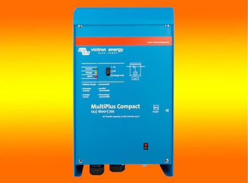 Victron MultiPlus C 12/1600/70-16 12V 1300W-3000W Wechselrichter