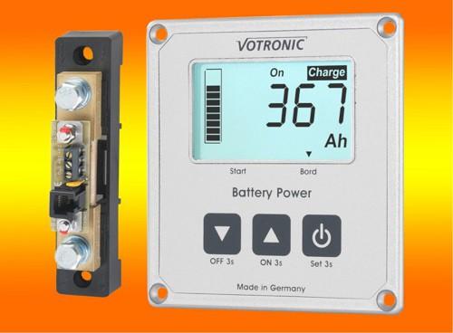 Votronic LCD-Batterie-Computer 100 S Smart Shunt 100A