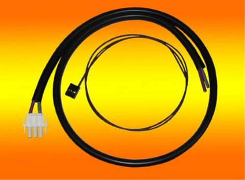 Kabelsatz EBL zu Laderegler Verbindungskabel 1m