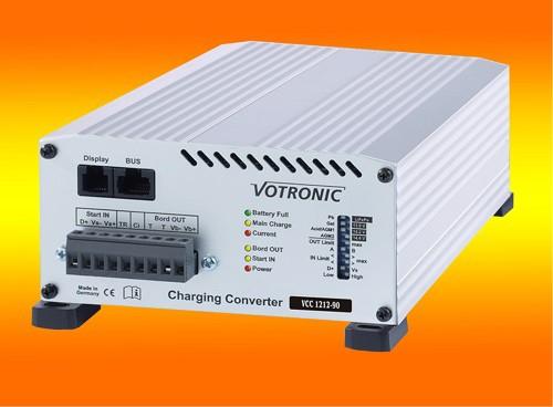 Votronic VCC 1212-90 12V 90A Ladewandler Ladebooster