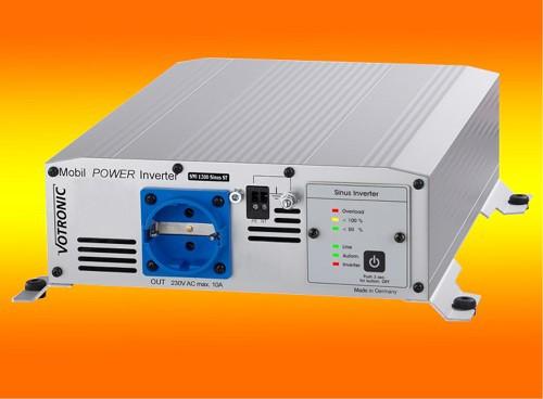 Votronic Inverter Spannungswandler SMI 1200 ST 12V 230V