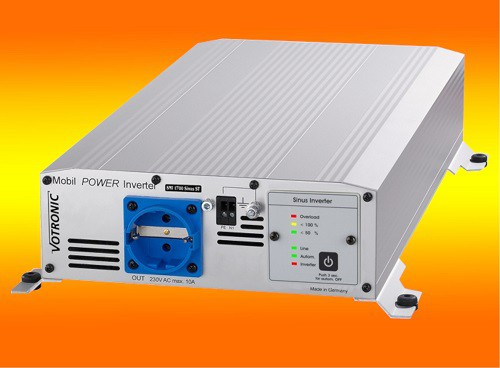Votronic Inverter Spannungswandler SMI 1700 ST 12V 230V