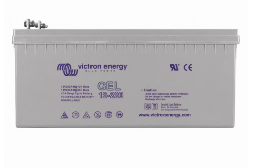 Victron Energy 12V 220Ah Deep Cycle Gel Batterie