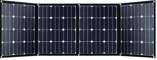160Watt 12Volt Solartasche Ultra faltbares Solarmodul