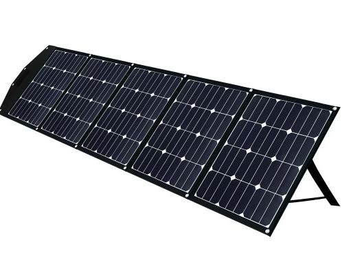 200Watt 12Volt Solartasche Ultra faltbares Solarmodul