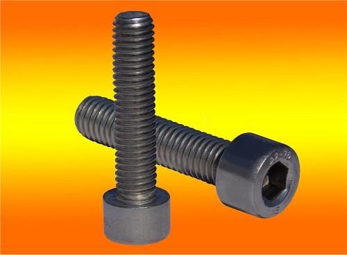 Zylinderschrauben M8 x 30mm Edelstahl A2