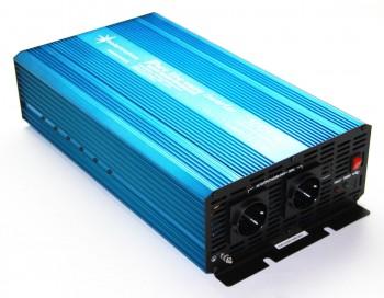 Solartronics Spannungswandler 12V reiner Sinus 3000W / 6000Watt