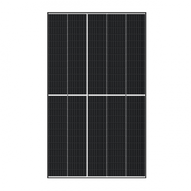 4 Stück 400Watt Trina Module black