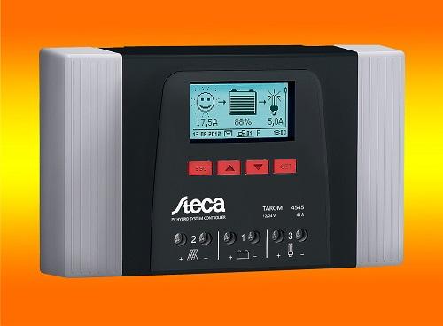 VOTRONIC Temperatur Sensor f/ür Laderegler Batterie Solaranlagen Inselanlagen