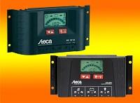 Steca Laderegler PR Serie mit LCD Display