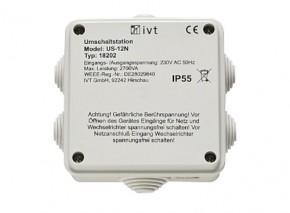 Umschaltstation / Netzvorrangschalter USV Betrieb / Netzumschaltung / Vorrangschaltung