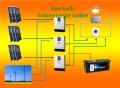 3000Watt Hybrid SET 3. phasig mit Batterie Speicher