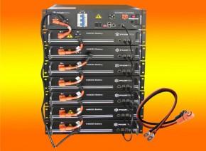 Pylontech Hochvolt Lithium Speicher LiFePO4 16,8kWh 336V