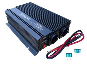 Solartronics Spannungswandler 12V modifizierter Sinus 1500W / 3000Watt