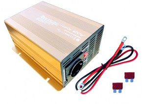 Solartronics Spannungswandler 12V reiner Sinus 600W / 1200Watt