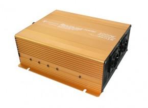 Solartronics Spannungswandler 24V reiner Sinus 2500W / 5000Watt