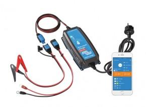 Victron Blue Smart IP65 12V 15A Batterieladegerät