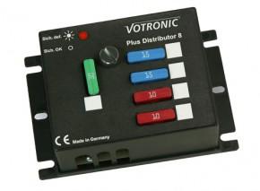 Votronic Plus Distributor 8 - 12V/24V - Verteiler für 6 abgesicherte Ausgänge