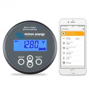 Victron Batterie Monitor BMV-712 Smart mit Meßshunt 6,5 - 95V DC
